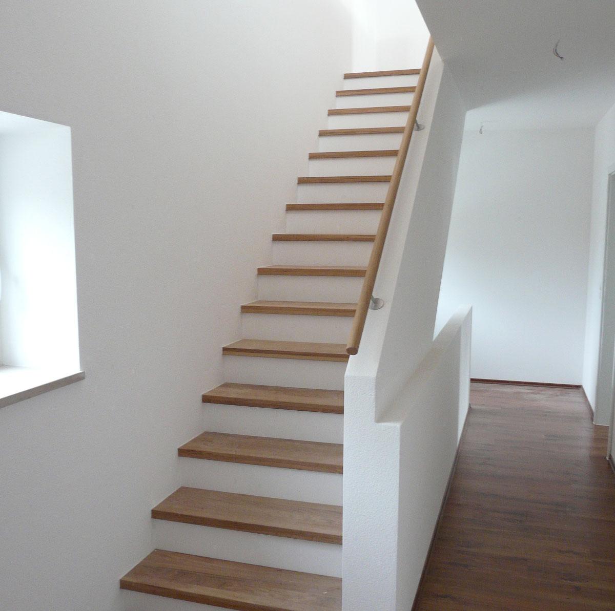 Neubau Einfamilienhaus Flachdach: Effizienzhäuser 55, Kaufbeuren